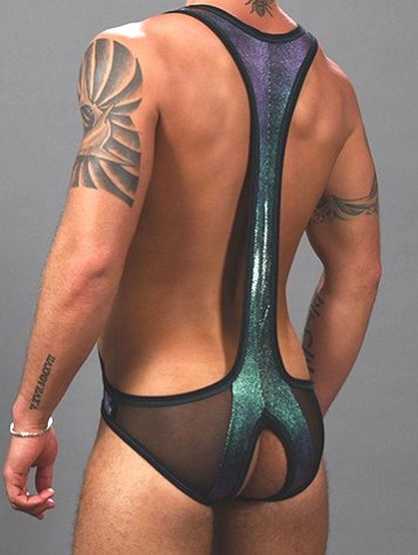 Andrew Christian - Almost Naked Action Boxer 9375