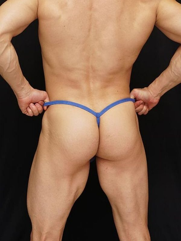 Arroyman Bulge Micro Thong
