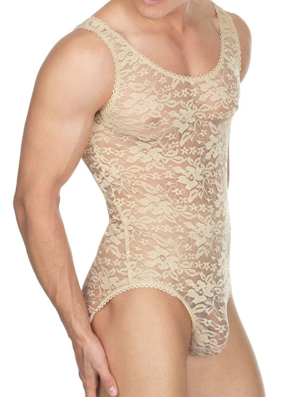 Xdress - Bodyaware  mensfinest.de - Venice Lace Body Suit