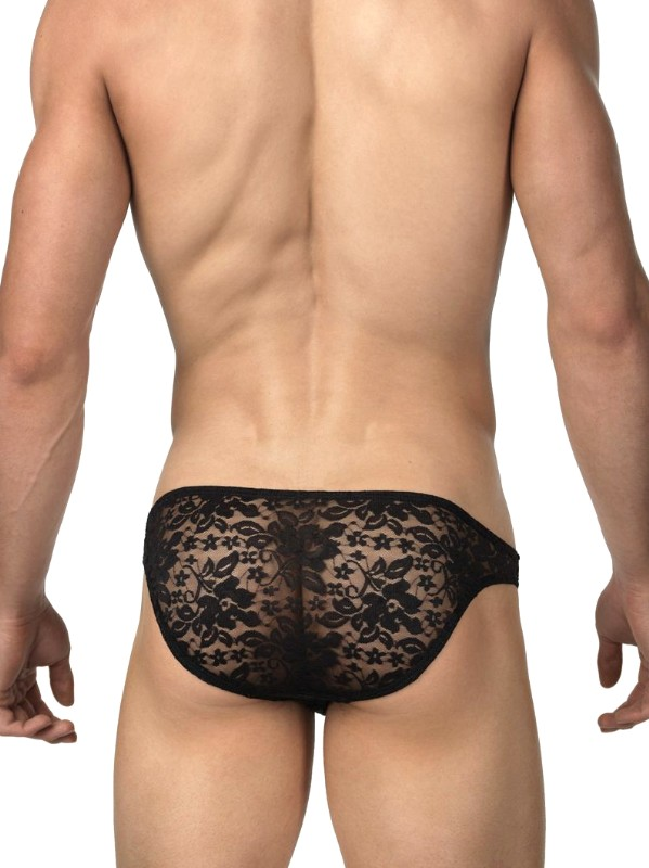 Xdress - Bodyaware mensfinest.de - Perfect Lace Brief M201