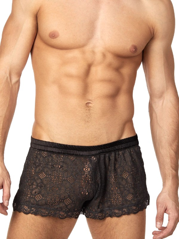 Bodyaware Lace Shorty S644