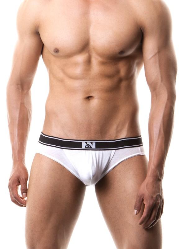 N2N Bodywear Cotton Pouch Brief UN12