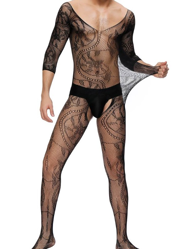 Nylons ouvert
