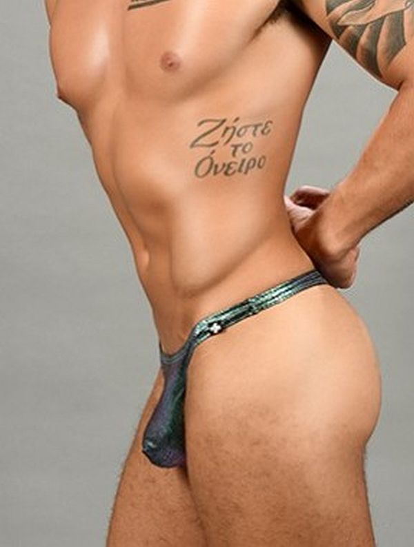 Andrew Christian - Almost Naked Anaconda Tanga
