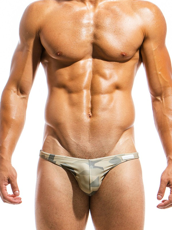 mensfinest.de - Modus Vivendi Bodybuilding Line Tanga Brief light skin GS1812